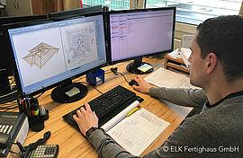 ELK Fertighaus setzt auf Software von SEMA