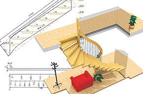 Construction des escaliers - Construction des escaliers ...